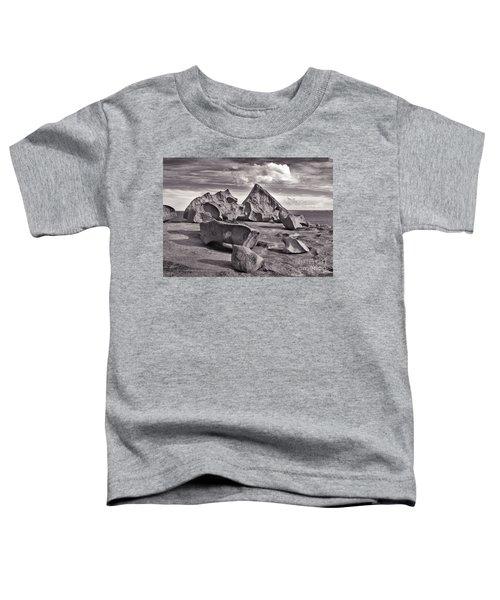 Alien Furniture Toddler T-Shirt