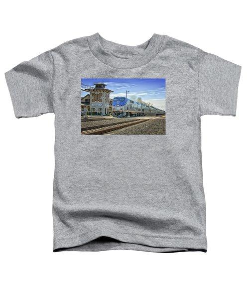 Amtrak 112 Toddler T-Shirt