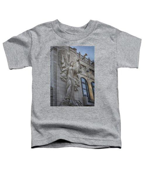 Bass Hall Angel Toddler T-Shirt