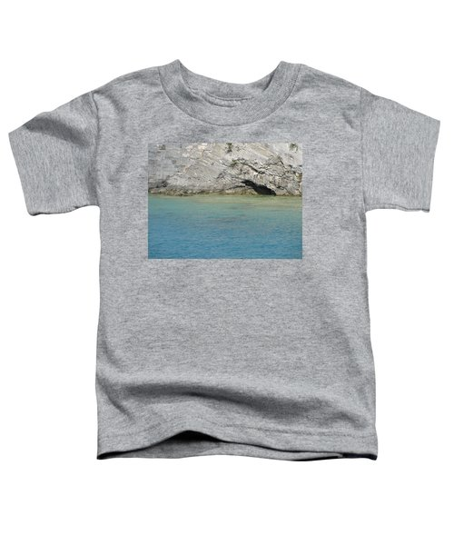 Bermuda Cave Toddler T-Shirt