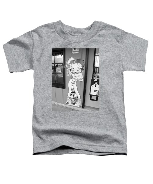 Betty Boop 3 Toddler T-Shirt