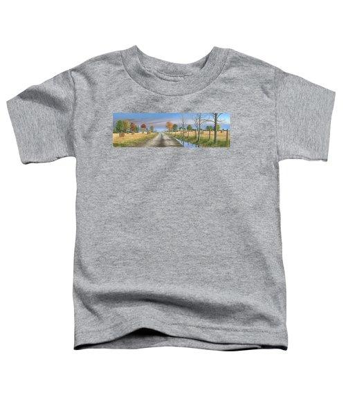 Bless Thy Fertile Soil Toddler T-Shirt