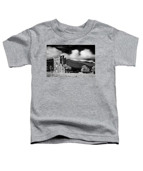 Castle Ruins / Ireland Toddler T-Shirt