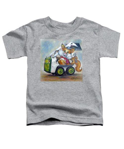 Cat C5x 190312 Toddler T-Shirt