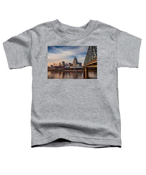 Cincinnati Toddler T-Shirt