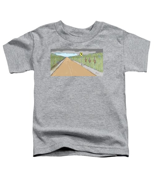 Coots Crossing Toddler T-Shirt