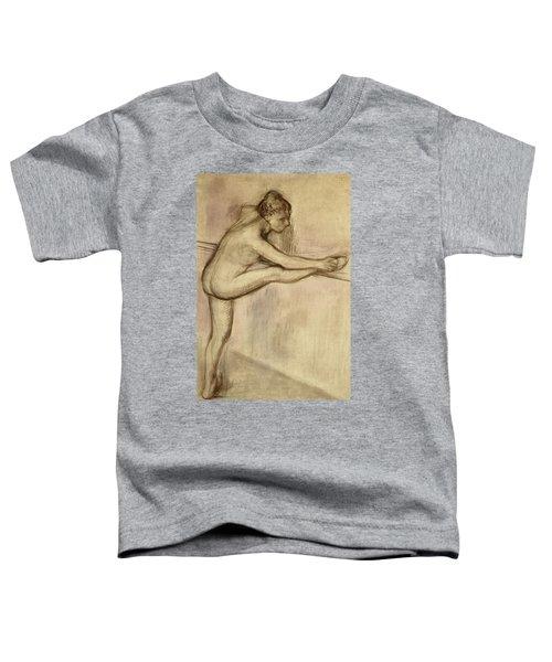 Dancer At The Bar Toddler T-Shirt