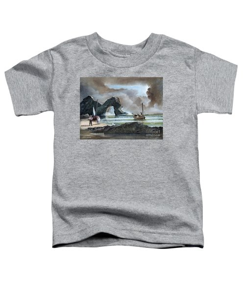 Durdle Door - Dorset Toddler T-Shirt