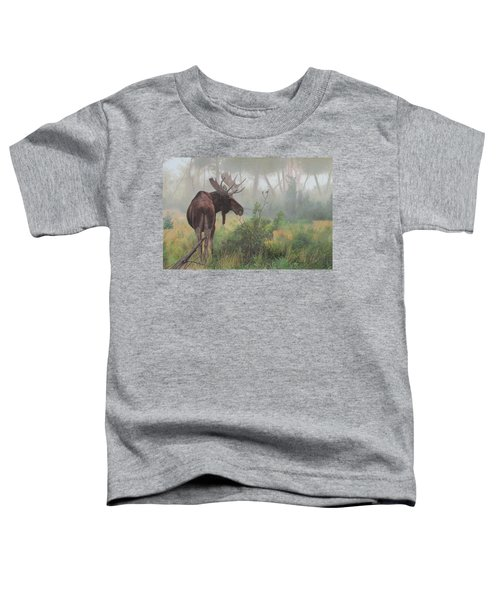 Early Morning Mist Toddler T-Shirt