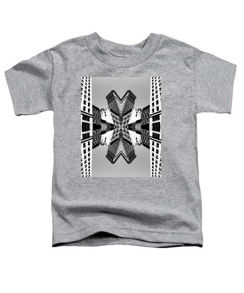 Flat Iron Toddler T-Shirt
