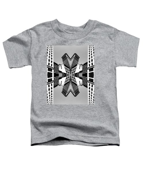 Flat Iron Toddler T-Shirt