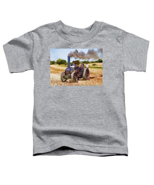 Fowler Ploughing Engine Toddler T-Shirt
