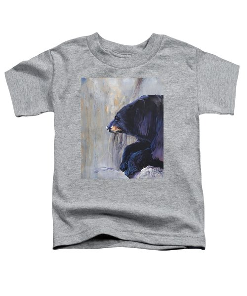 Grandfather Bear Toddler T-Shirt