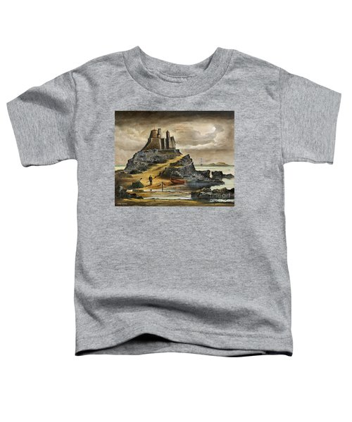 Lindisfarne 2 Toddler T-Shirt