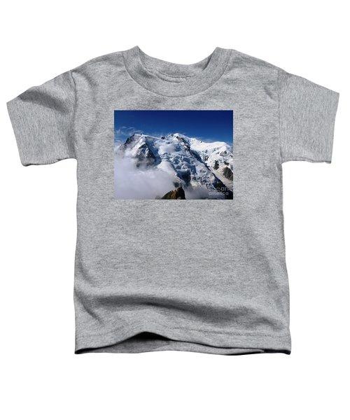 Mont Blanc - France Toddler T-Shirt