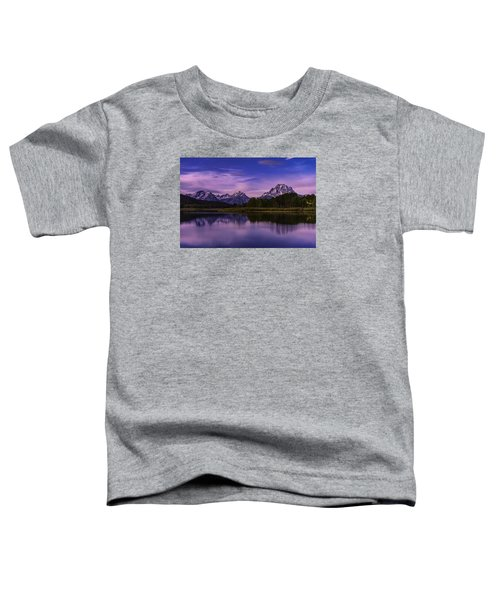 Moonlight Bend Toddler T-Shirt