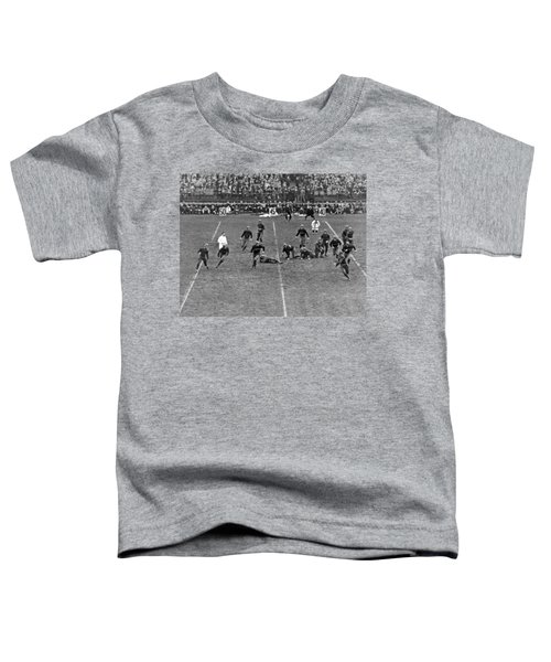 Notre Dame-army Football Game Toddler T-Shirt