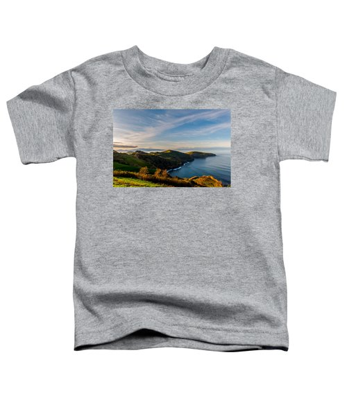 Out Bond To The Sea Toddler T-Shirt