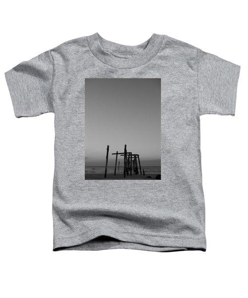 Pier Portrait Toddler T-Shirt