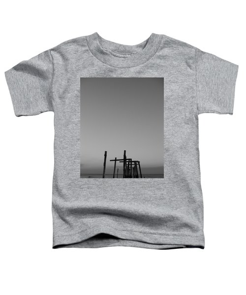 Pier Portrait Toddler T-Shirt