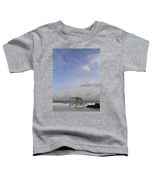 Pier Sky Toddler T-Shirt