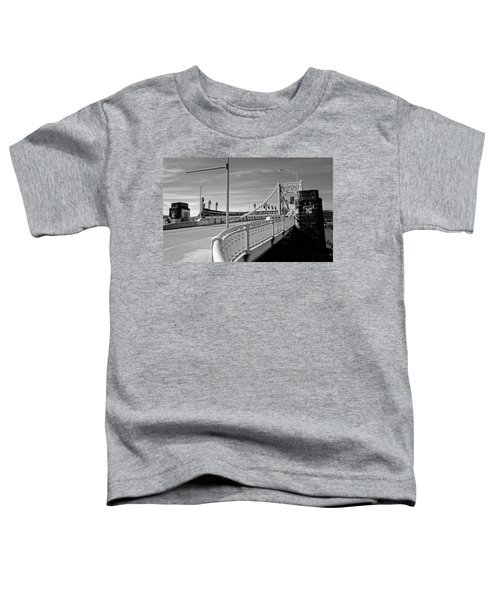 Pittsburgh - Roberto Clemente Bridge Toddler T-Shirt
