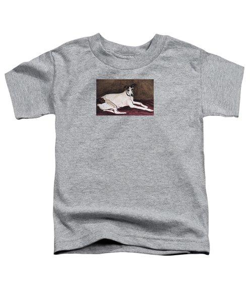 Resting Gracefully Toddler T-Shirt