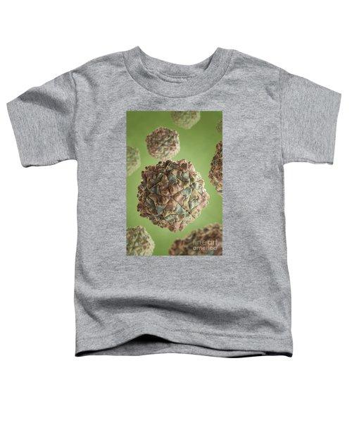 Rice Yellow Mottle Virus Toddler T-Shirt