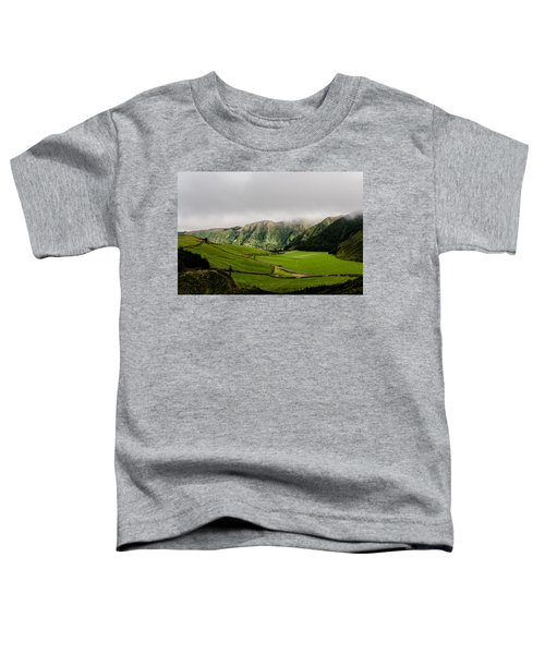 Road Over Valley Toddler T-Shirt