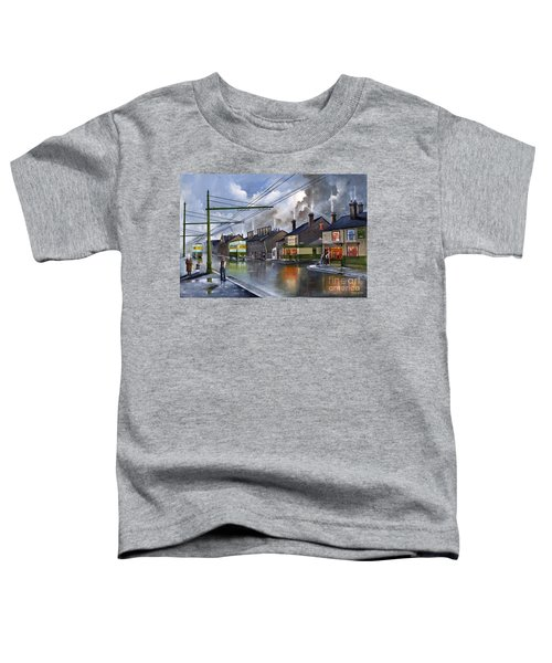 Salop Street Dudley C 1950 Toddler T-Shirt