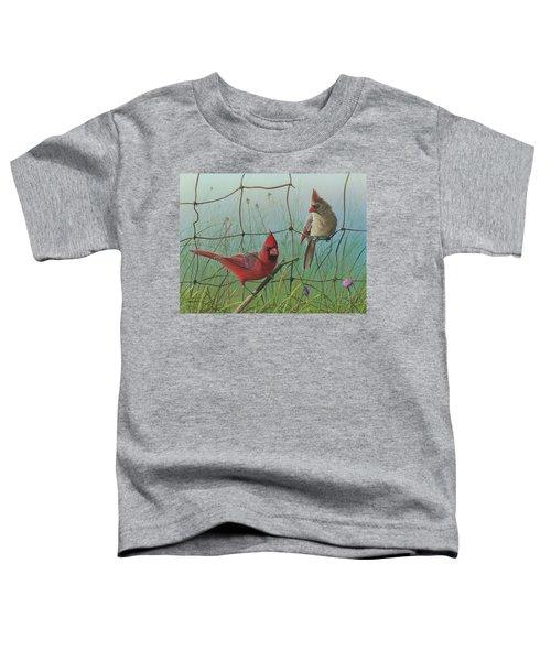 Scarlet Toddler T-Shirt