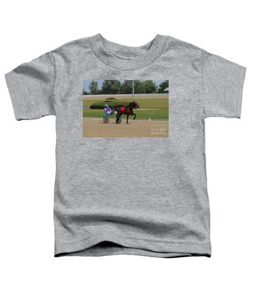 D39w-399 Scioto Downs Toddler T-Shirt