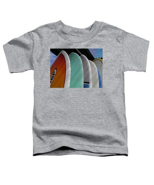 Surf Break Toddler T-Shirt