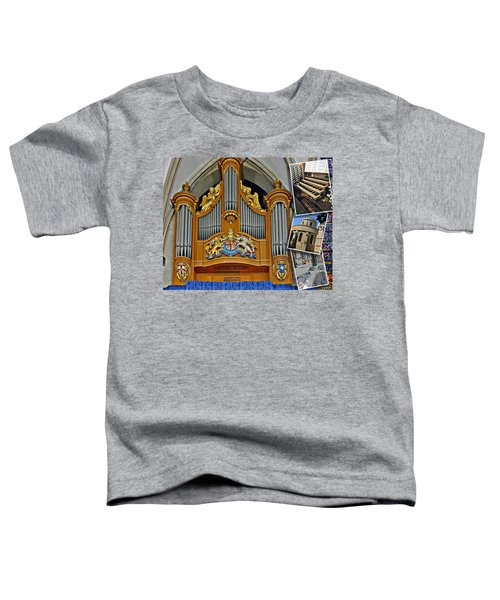 Temple Church London Toddler T-Shirt