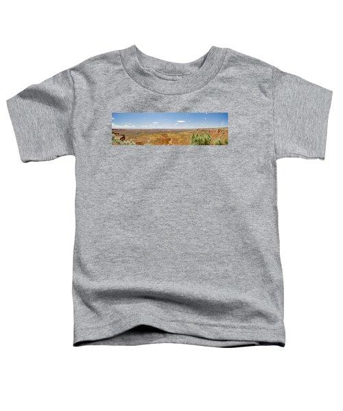 Twelve Hundred Feet Up Toddler T-Shirt