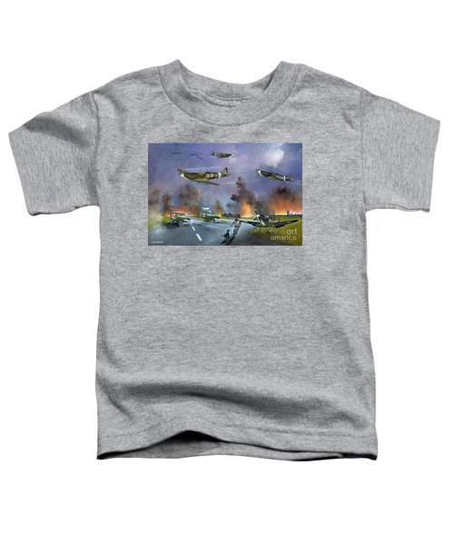 Up For The Chase Toddler T-Shirt