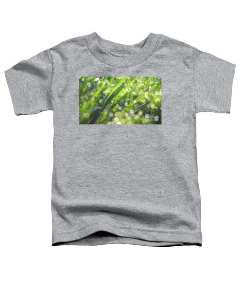 Where The Fairies Are Toddler T-Shirt