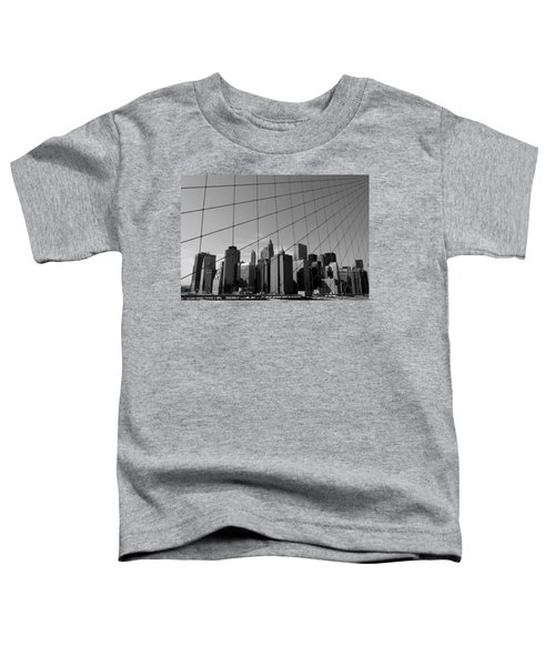 Wired City Toddler T-Shirt