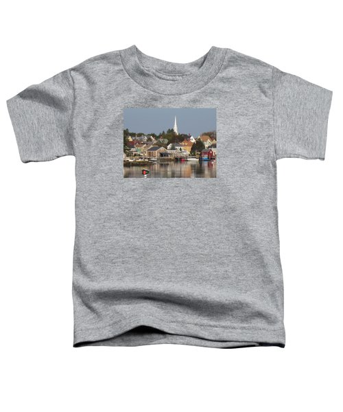 New Castle Harbor Nh Toddler T-Shirt