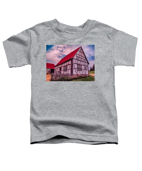1700s German Farm Toddler T-Shirt