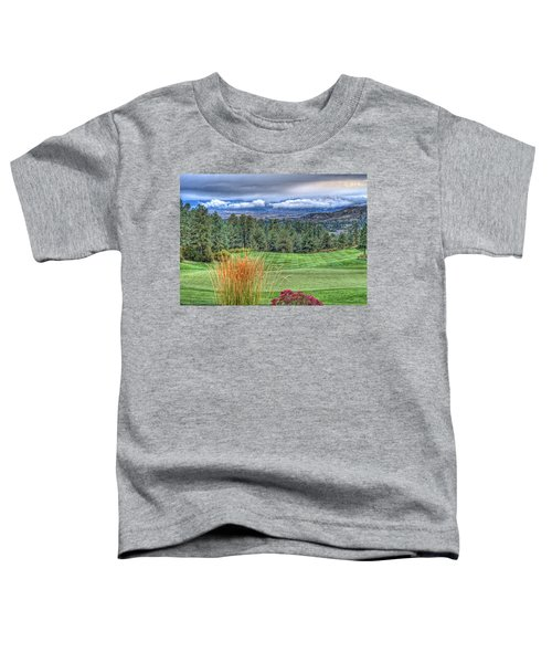 18th At The Ridge Toddler T-Shirt