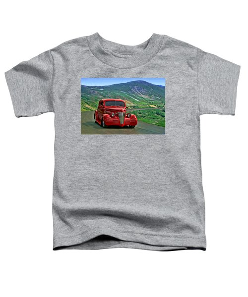 1939 Chevrolet Coupe Toddler T-Shirt