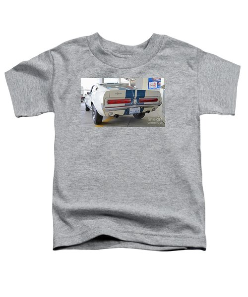 1967 Mustang Shelby Gt-350 Toddler T-Shirt