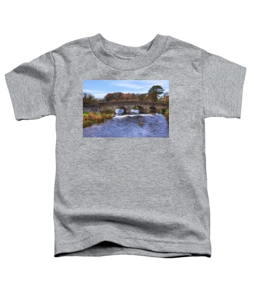 Dartmoor - Postbridge Toddler T-Shirt