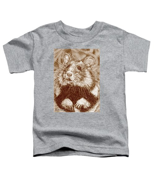 Did Someone Say Nuts Toddler T-Shirt