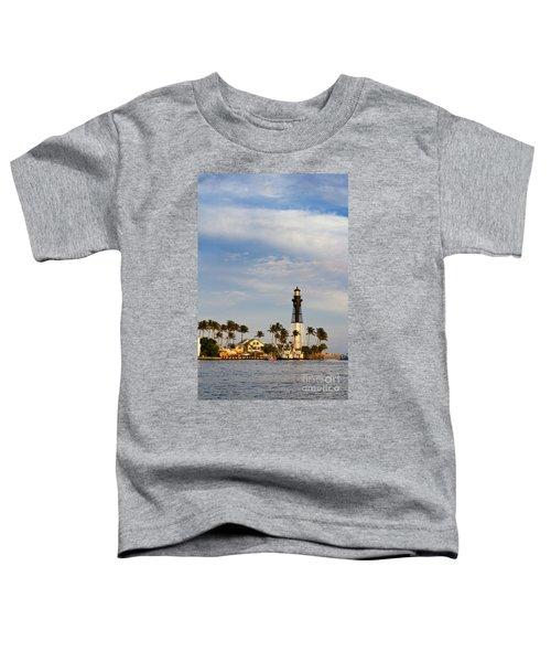 Hillsboro Inlet Lighthouse Toddler T-Shirt