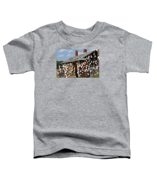 Lobsta House Toddler T-Shirt