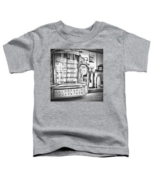 Name That Tune Toddler T-Shirt