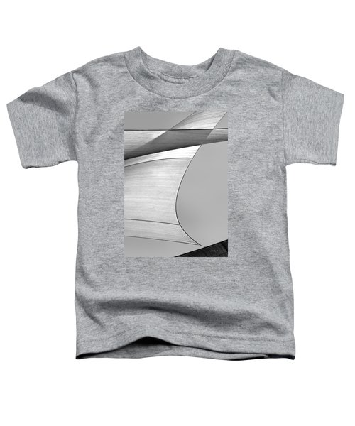 Sailcloth Abstract Number 4 Toddler T-Shirt
