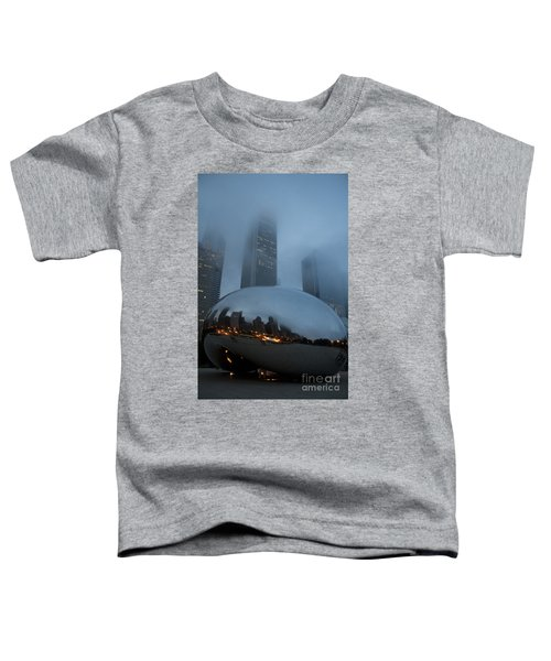 The Bean And Fog Toddler T-Shirt